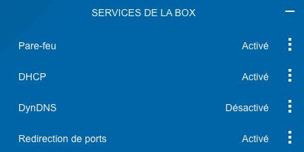 BBox services